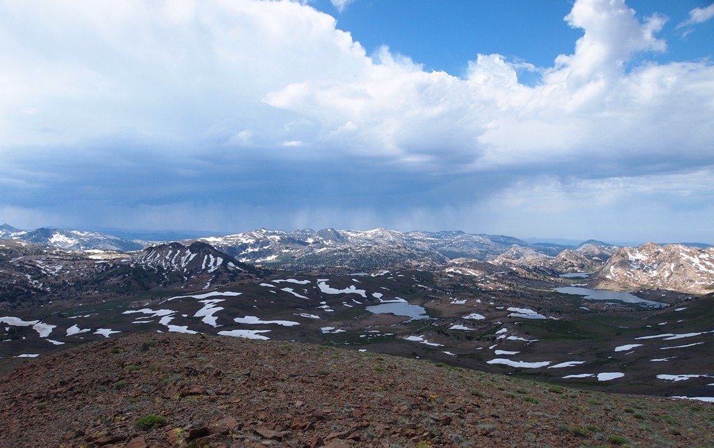Emigrant Basin and Beyond