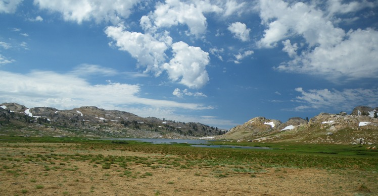 Emigrant Meadow Lake