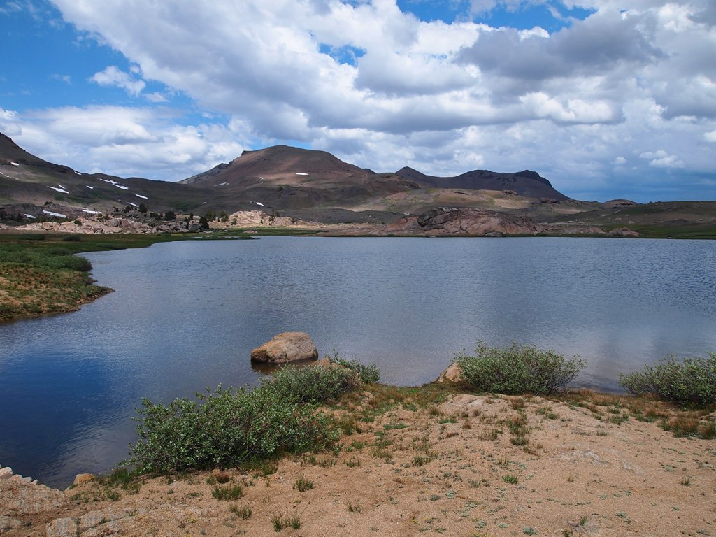 High Emigrant Lake